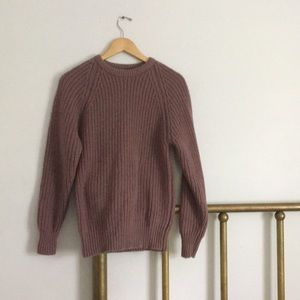 Vintage 90s J.Crew Chunky Sweater